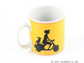 Tasse Vespa - World